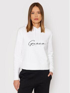 Guess Guess Sweatshirt Alexandra O1BA09 KAOR1 Weiß Regular Fit