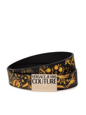 Versace Jeans Couture Versace Jeans Couture Ceinture homme 71YA6F32 Noir