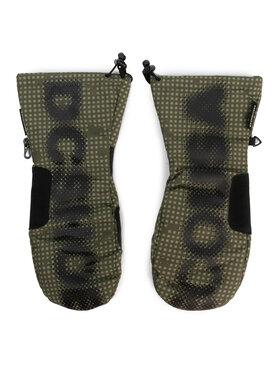 DC Snoubordové rukavice EDYHN03047 Zelená