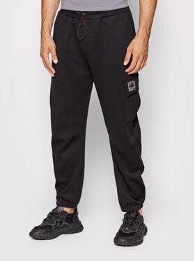 Diadora Diadora Teplákové kalhoty Urbanity 502.177840 Černá Regular Fit