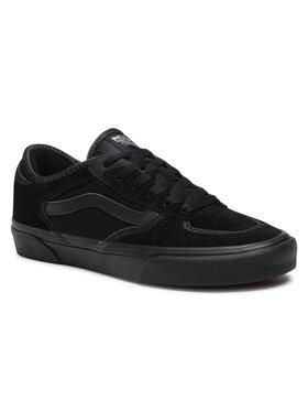 Vans Vans Πάνινα παπούτσια Rowley Classic VN0A4BTT6D31 Μαύρο