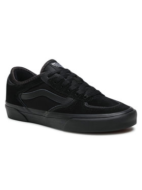 Vans Vans Sneakers aus Stoff Rowley Classic VN0A4BTT6D31 Schwarz