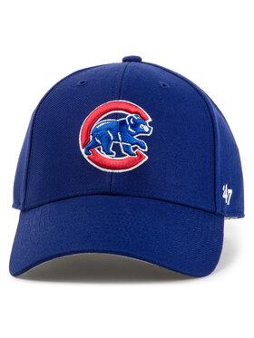 47 Brand 47 Brand Cap Chicago Cubs B-MVP05WBV-DLA Dunkelblau