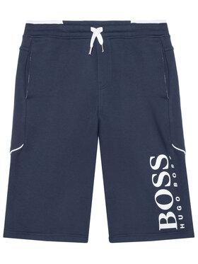 Boss Boss Sportshorts J24M28 S Dunkelblau Regular Fit