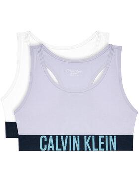 Calvin Klein Calvin Klein Komplektas: 2 liemenėlės G80G800438 Spalvota