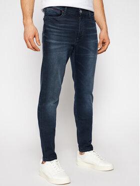 Tommy Jeans Tommy Jeans Džinsai Skinny Fit Simon Cobbs DM0DM09851 Tamsiai mėlyna Skinny Fit