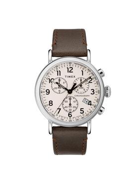 Timex Timex Karóra Standard TW2T21000 Barna