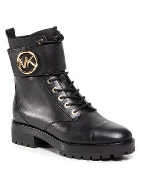 MICHAEL Michael Kors MICHAEL Michael Kors Bakancs Tatum Ankle Boot 40F0TAFB5L Fekete