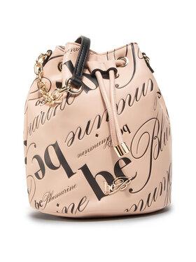 Blumarine Blumarine Дамска чанта Ginevra E17ZBBA4 71684 Розов