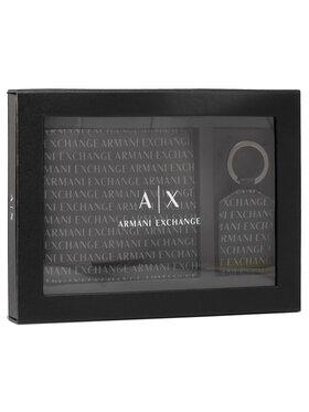 Armani Exchange Armani Exchange Zestaw upominkowy 958102 CC230 00020 Czarny
