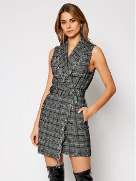 Liu Jo Liu Jo Úpletové šaty WF0538 T4658 Sivá Regular Fit