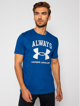 Under Armour Under Armour T-Shirt Always 1357160 Granatowy Loose Fit