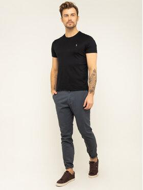 Polo Ralph Lauren Tričko 710740727 Čierna Custom Slim Fit