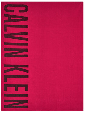 Calvin Klein Swimwear Calvin Klein Swimwear Rankšluostis Intense Power KU0KU00062 Rožinė
