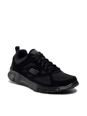 Skechers Skechers Sportcipő Ezdez 52748/BBK Fekete