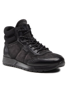 Fabi Fabi Sneakersy FU0351B Czarny