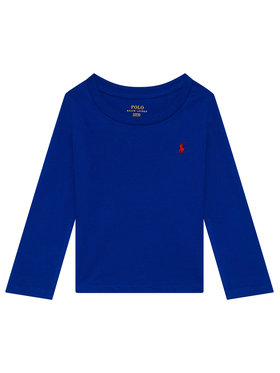 Polo Ralph Lauren Polo Ralph Lauren Блуза 311841122008 Син Regular Fit