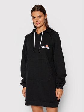 Ellesse Ellesse Φόρεμα καθημερινό Honey SGK13289 Μαύρο Relaxed Fit