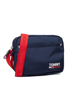 Tommy Jeans Tommy Jeans Torebka Tjw Campus Crossover AW0AW10155 Granatowy