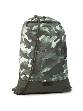 NIKE NIKE Plecak BA6223-100 Zielony