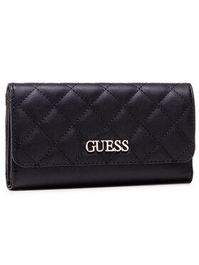 Guess Guess Nagy női pénztárca Illy (VG) SLG SWVG79 70650 Fekete