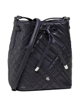 Lauren Ralph Lauren Lauren Ralph Lauren Дамска чанта Debby II Drw 431829874001 Тъмносин