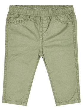 Primigi Primigi Spodnie materiałowe Navetta 45126062 Zielony Regular Fit