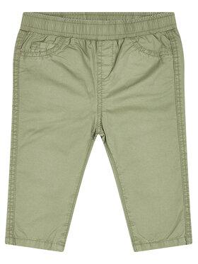 Primigi Primigi Текстилни панталони Navetta 45126062 Зелен Regular Fit