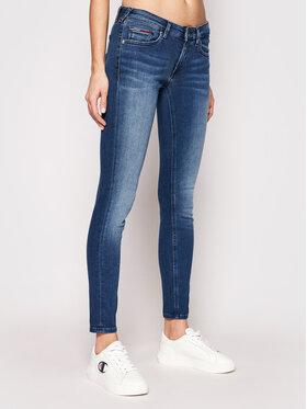 Tommy Jeans Tommy Jeans Jeansy Sophie DW0DW09214 Tmavomodrá Skinny Fit