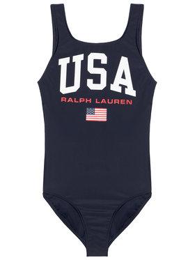 Polo Ralph Lauren Polo Ralph Lauren Bikiny Swim 313766905001 Tmavomodrá