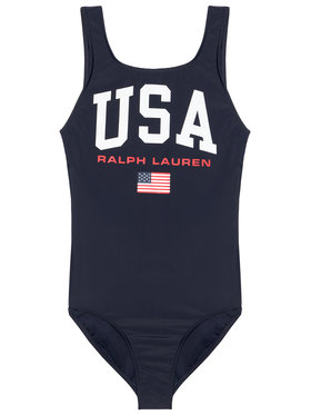 Polo Ralph Lauren Polo Ralph Lauren Női fürdőruha Swim 313766905001 Sötétkék