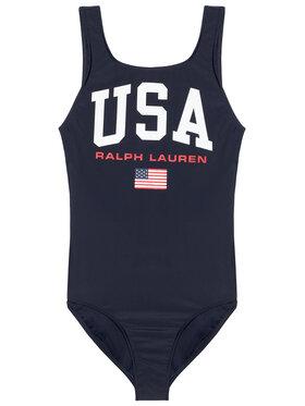 Polo Ralph Lauren Polo Ralph Lauren Strój kąpielowy Swim 313766905001 Granatowy