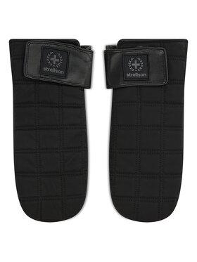Strellson Strellson Dámske rukavice 3192 Čierna