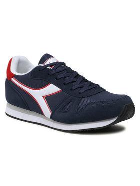 Diadora Diadora Sneakers Simple Run 101.173745-C1512 Bleumarin