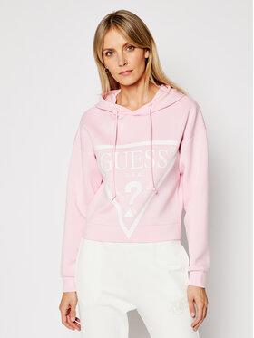 Guess Guess Džemperis O1GA29 KAMN2 Rožinė Regular Fit