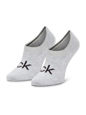 Calvin Klein Calvin Klein Dámské kotníkové ponožky 100001788 Šedá