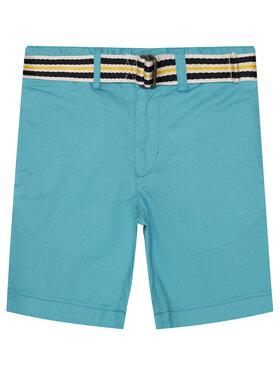Polo Ralph Lauren Polo Ralph Lauren Szorty materiałowe Spring II 322785697 Niebieski Regular Fit