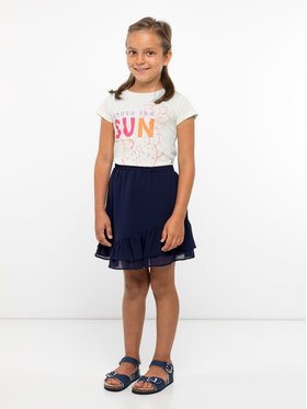 Primigi Primigi T-shirt 43222557 Jaune Regular Fit