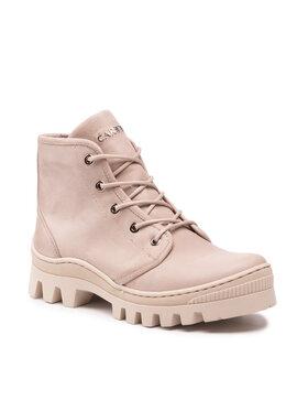 Carinii Carinii Outdoorová obuv B347 Béžová