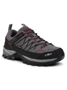 CMP CMP Παπούτσια πεζοπορίας Rigel Low Trekking Shoes Wp 3Q13247 Γκρι