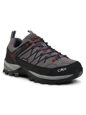 CMP CMP Trekkings Rigel Low Trekking Shoes Wp 3Q13247 Gri