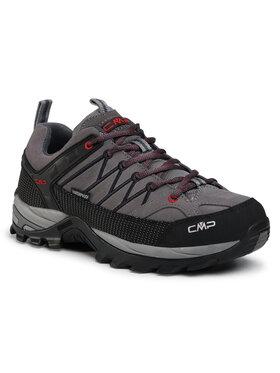 CMP CMP Turistiniai batai Rigel Low Trekking Shoes Wp 3Q13247 Pilka