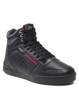 Kappa Kappa Sneakersy Mangan 242764 Čierna