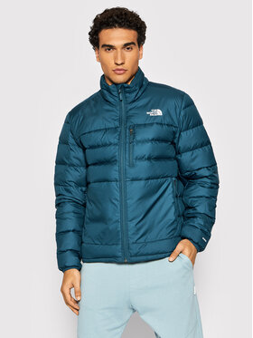 The North Face The North Face Kurtka puchowa Aconcagu NF0A4R2925H1 Granatowy Regular Fit