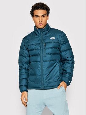 The North Face The North Face Pernata jakna Aconcagu NF0A4R2925H1 Tamnoplava Regular Fit