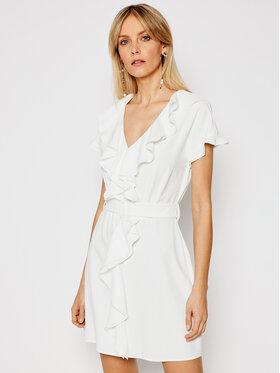 Silvian Heach Silvian Heach Koktejlové šaty Baddok PGP21177VE Bílá Regular Fit