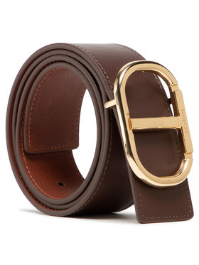 TwinSet TwinSet Damengürtel Cintura 211TO5063 Braun