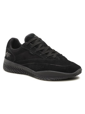 4F 4F Sneakers D4L21-OBML204 Schwarz