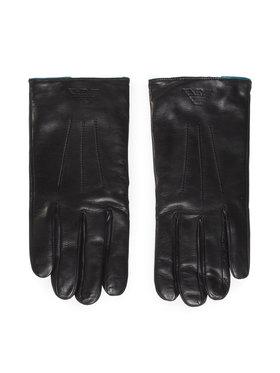 Emporio Armani Emporio Armani Мъжки ръкавици 624515 9A241 00044 Черен
