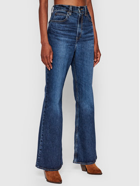 Levi's® Levi's® Džinsai 70's High Flare A0899-0004 Tamsiai mėlyna Regular Fit